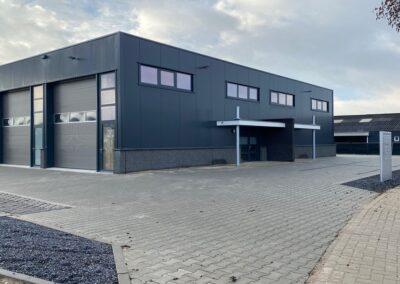 Bedrijfsverzamelgebouw Venlo